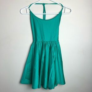 American Apparel Size S Halter Ballerina Dress